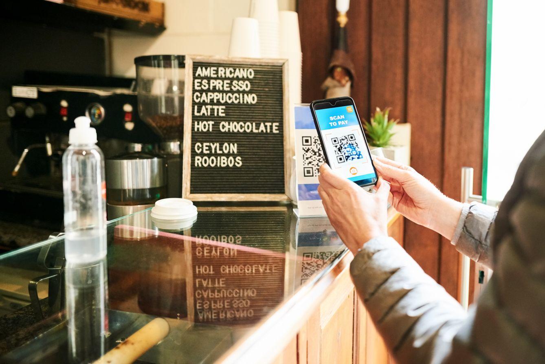 scan qr code restaurants
